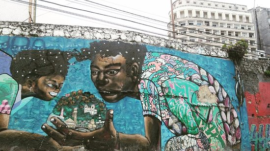 Walking Tours of Salvador - Free