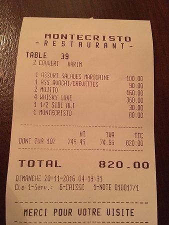 Montecristo, Marrakech - Restaurant Reviews, Phone Number & Photos ...