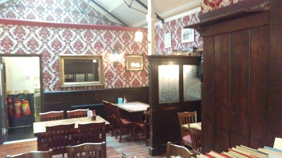 The Bath Arms: Dining Room