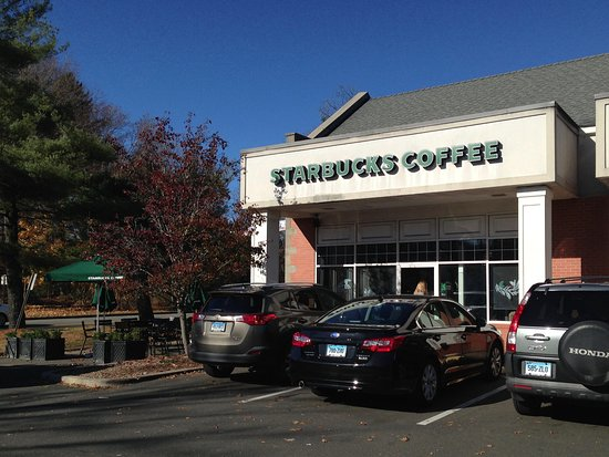 Starbuck's, Madison, CT - Exterior