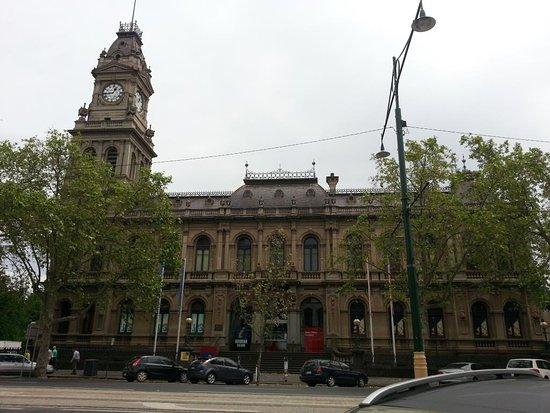 Bendigo, Australia: The Information Centre