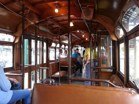 Bendigo, Australia: The Talking Tram
