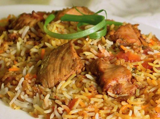 Mount Juliet, TN: Chicken Biryani