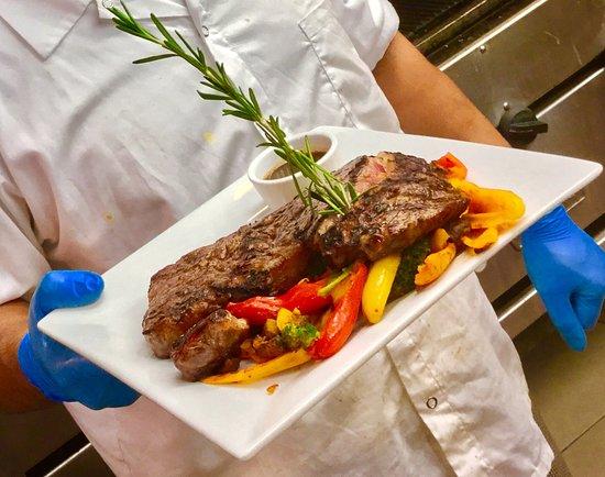Allenhurst, NJ: Signature steaks