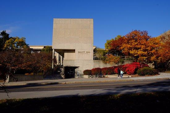 the Malott Hall Picture of Cornell University Ithaca TripAdvisor