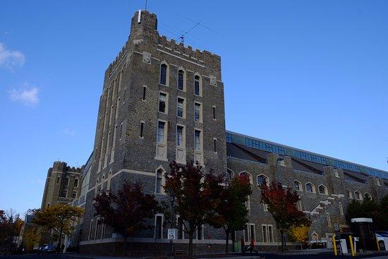 the Barton Hall Picture of Cornell University Ithaca TripAdvisor