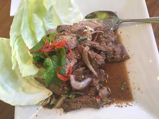 Mali Thai Restaurant: Nua Nam Tok