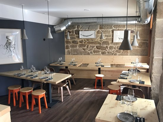 Restaurante padal da santi a en pontevedra con cocina - Cocinas en pontevedra ...