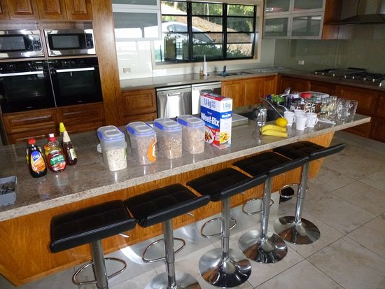 Clifton Beach, أستراليا: Breakfast fare