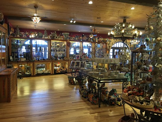 La Posada's Unique Gift Shops