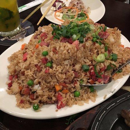 Side Street Inn: Fried rice