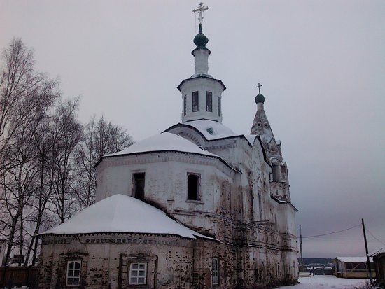 Church of Leontiy Rostovskiy