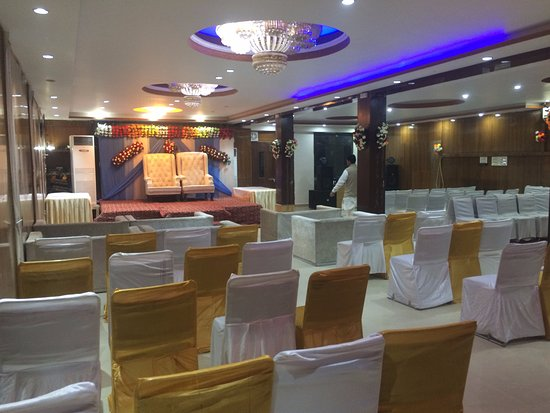 New Banquet Hall Design