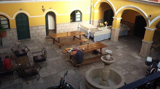 Hostal La Casona Potosi: 20161110_071454_large.jpg