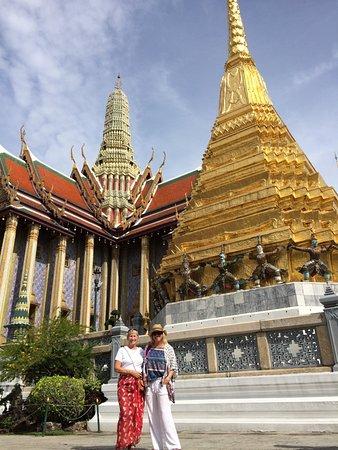 Mandy Guide Smile - Picture of Bangkok Guide Smile, Bangkok