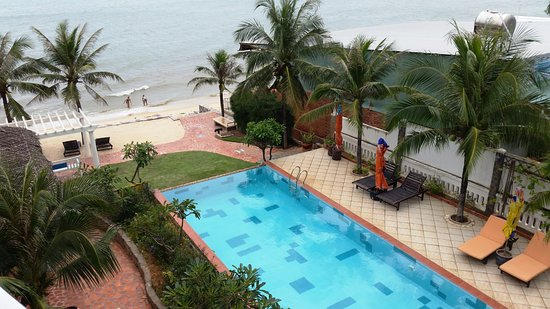 Grace Boutique Resort: Pool