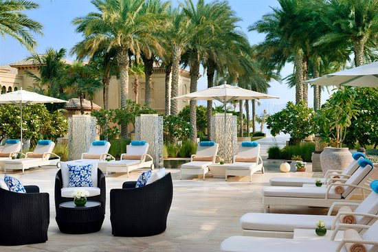 One&Only The Palm Dubai : Grand Pool
