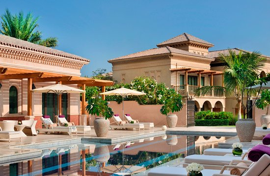 One&Only The Palm Dubai : Adults Pool