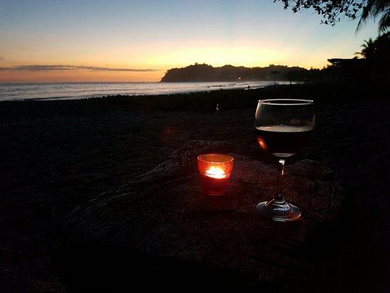 Casitas LazDivaz: Sunset Drink