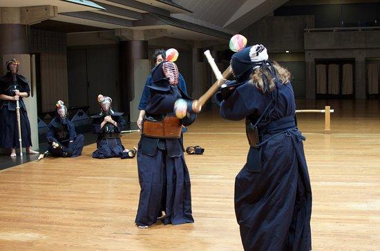 Kendo Experience Tour Samurai Trip
