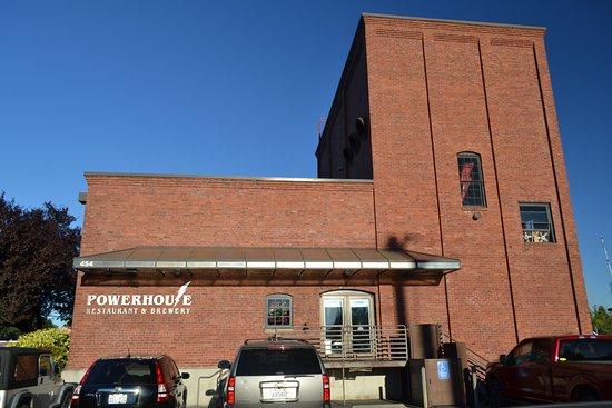 Puyallup, WA: Powerhouse Restaurant & Brewery