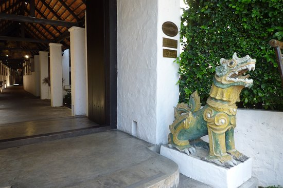 Tamarind Village:  入口