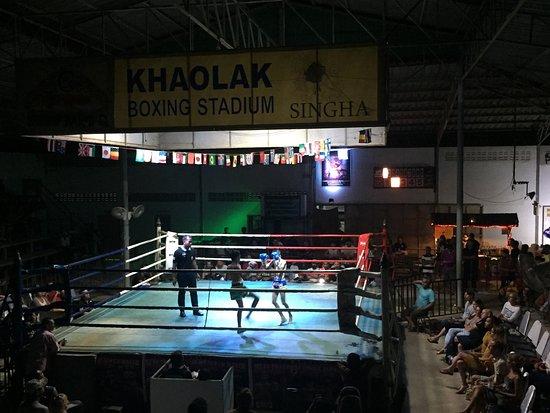 Khao Lak Muay Thai: photo1.jpg
