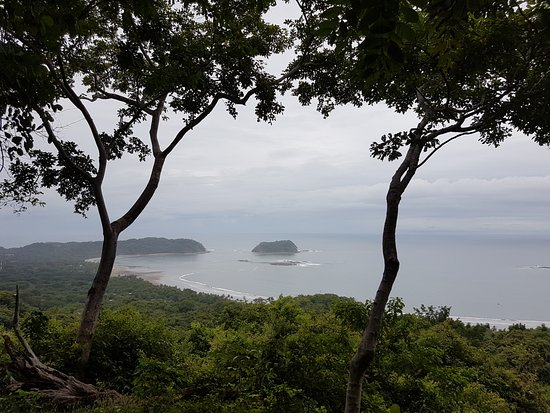 Playa Samara, Costa Rica: view from the top - Samara