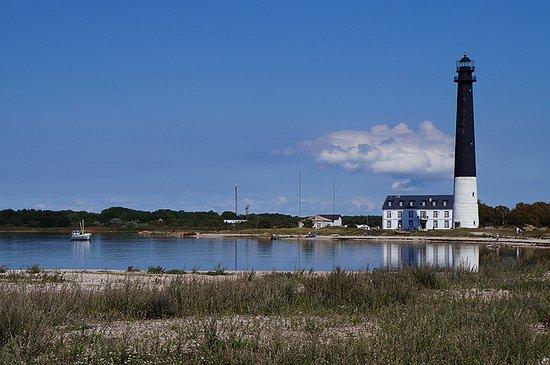 Saaremaa, Estonya: Маяк на острове Саарема. Август 2016