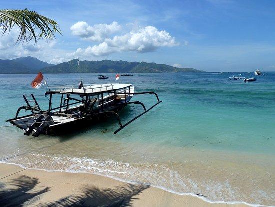 Gili Air, Indonesia: The Black Pearl
