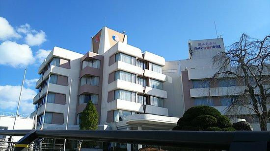 Kesennuma Plaza Hotel Foto