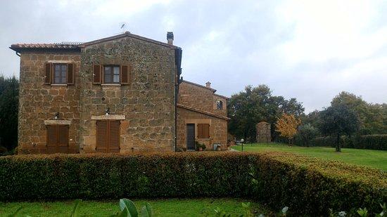 Sovana, Italia: Struttura