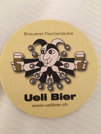 Der Teufelhof Basel: Hier gibt es Ueli-Bier