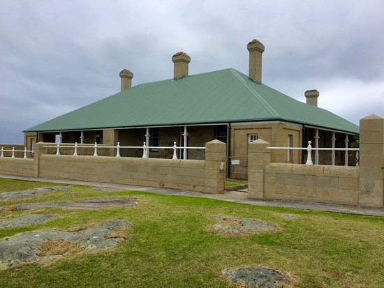 Currarong, Avustralya: Lighthouse keepers house