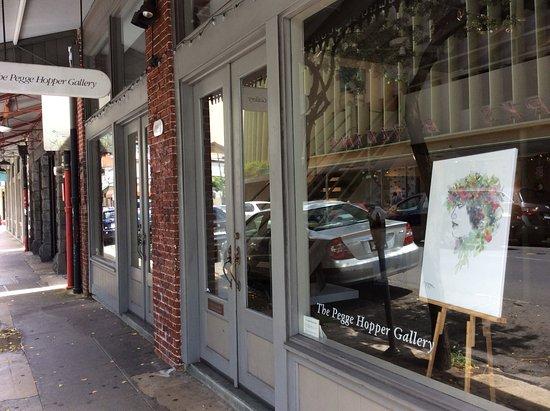 Pegge Hopper Gallery