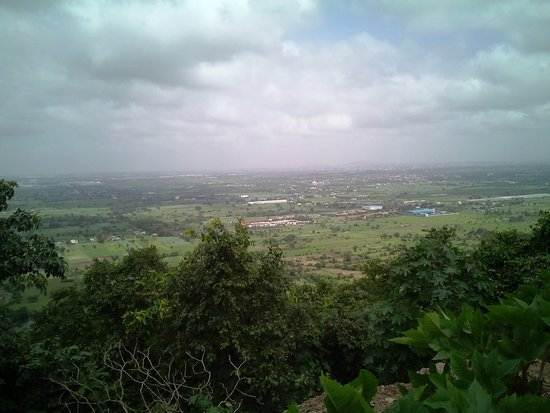 Talegaon, Hindistan: View from top