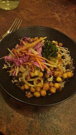Le Cosmopolis : Le Végétalien - Mélange de riz délicieux !!!