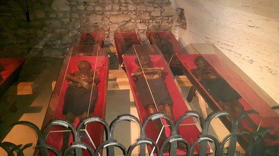 Catacombs: Katakomben von Klatovy