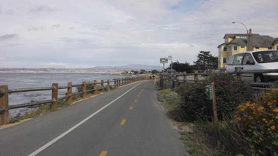 Monterey Peninsula Recreational Trail