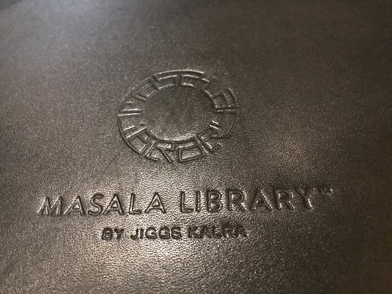Masala Library: A special place