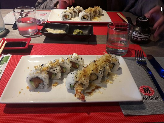 Province of Padua, Italië: Voglia di sushi