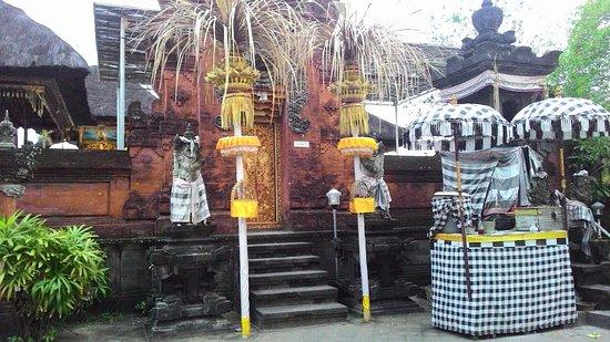 Kerobokan, Indonesia: Ritual tools
