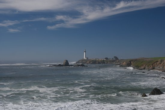 Pescadero, Califórnia: Pigeon Point in the Morning