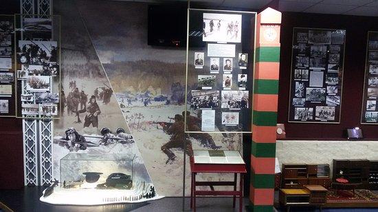 Стенд посвящен событиям на о. Даманском - Picture of Dalnerechensk History Museum, Dalnerechensk - TripAdvisor