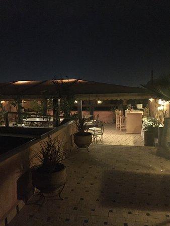 Palais Riad Calipau Marrakech: Rooftop