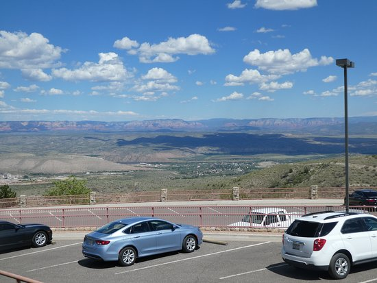 View from the Jerome State Park