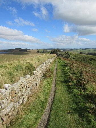 Northumberland, UK: Walking the Wall