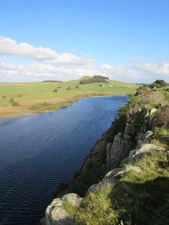 Northumberland, UK: Crag Lough