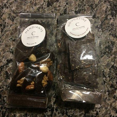 Chocolaterie Cédric Van Hoorebeke