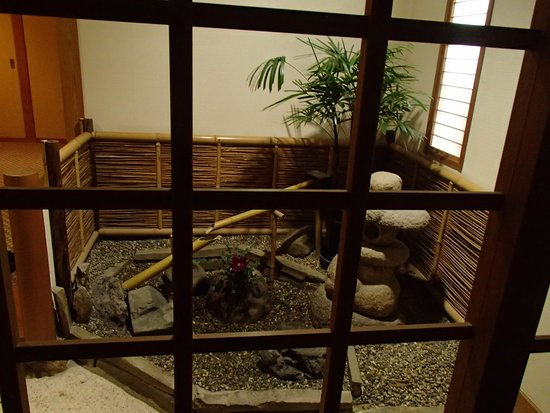 Ohashikan: The entrance to my room.